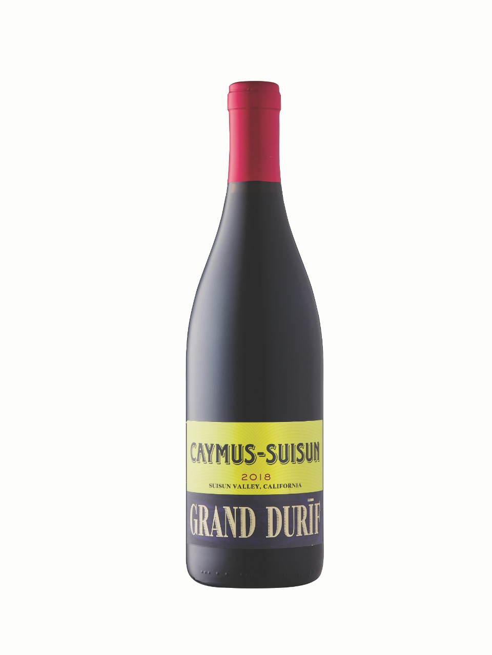Caymus-Suisun Grand Durif 2018 from LCBO