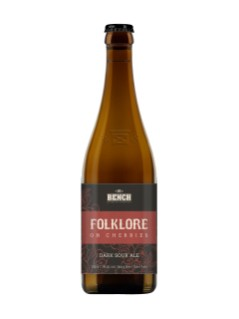 Bench Brewing Folklore Dark Sour Ale