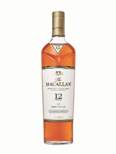 The Macallan Sherry Oak 12-Year-Old