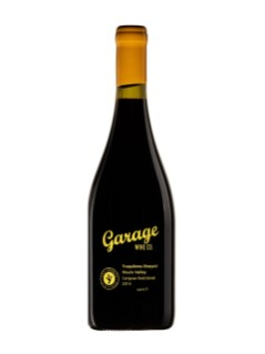 Garage Wine Co. Vigno Old Vines Carignan 2016