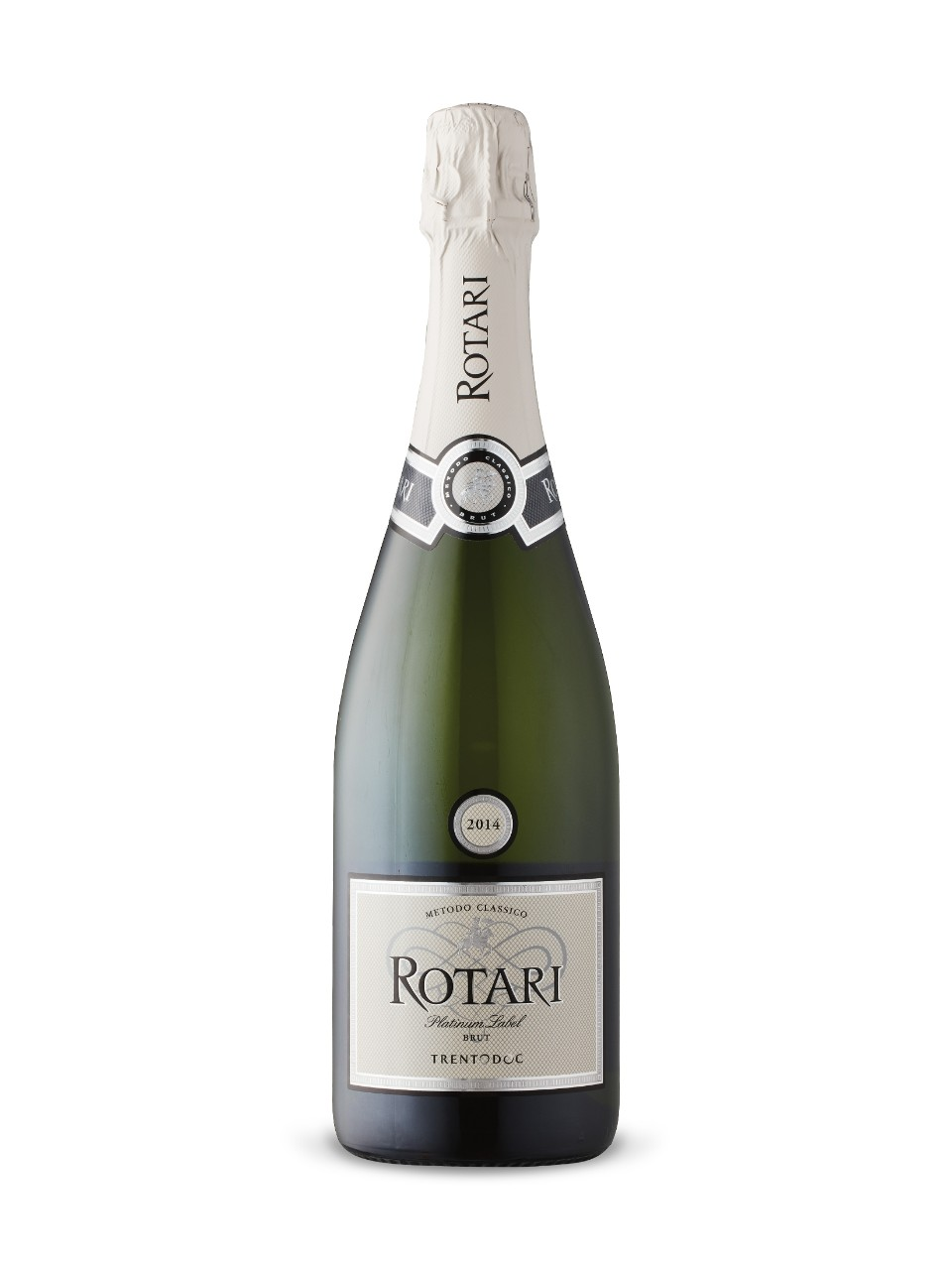 Rotari Platinum Label Brut Trento 2014 from LCBO