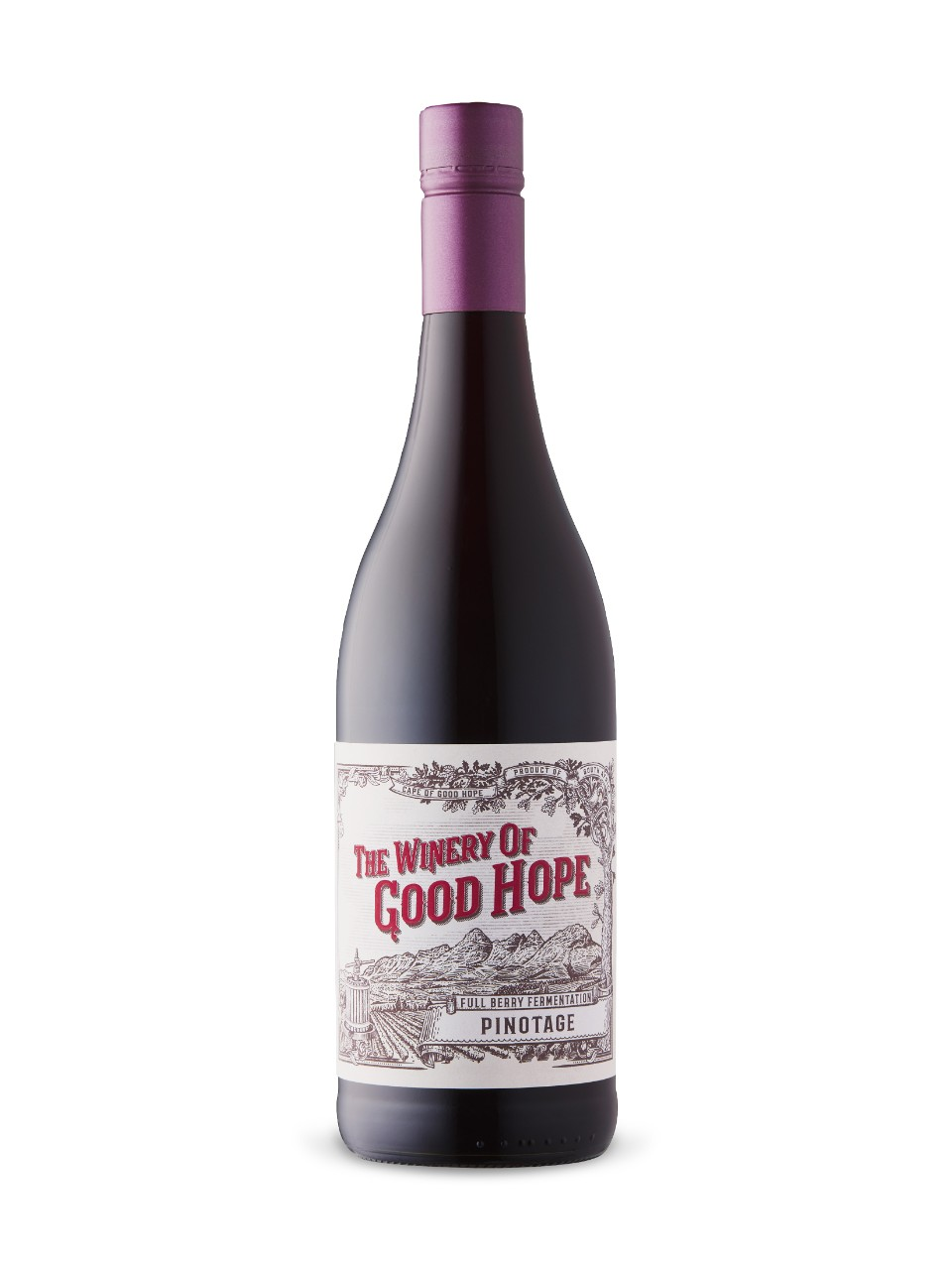 Image for The Winery of Good Hope Full Berry Fermentation Pinotage 2019 from LCBO