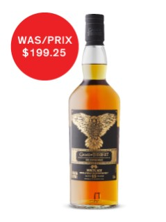 Mortlach 15 Year Old: Game of Thrones