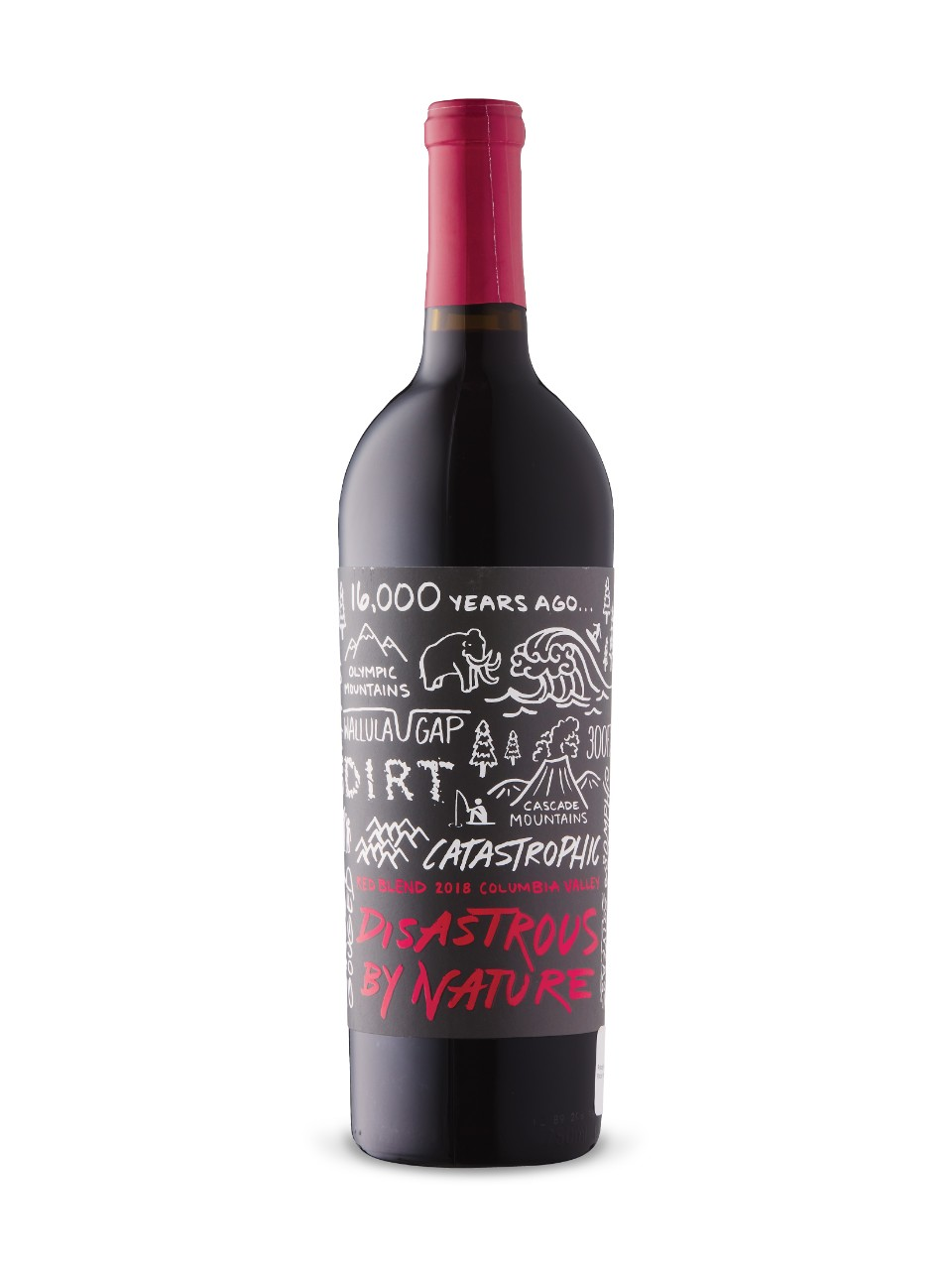 Disastrous by Nature Red Blend 2018 from LCBO