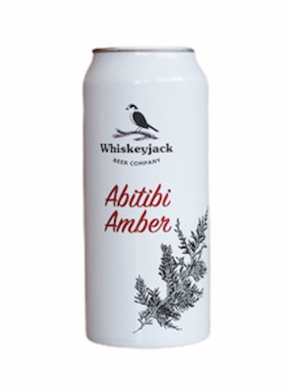 WHISKEYJACK BEER COMPANY Abitibi Amber from LCBO