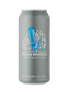 Steam Whistle Session Lager