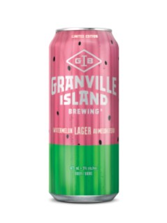 Granville Island  Brewery Watermelon Lager