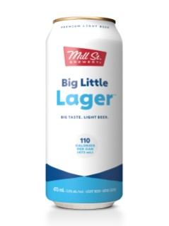 Mill Street Brewery Big Little Lager