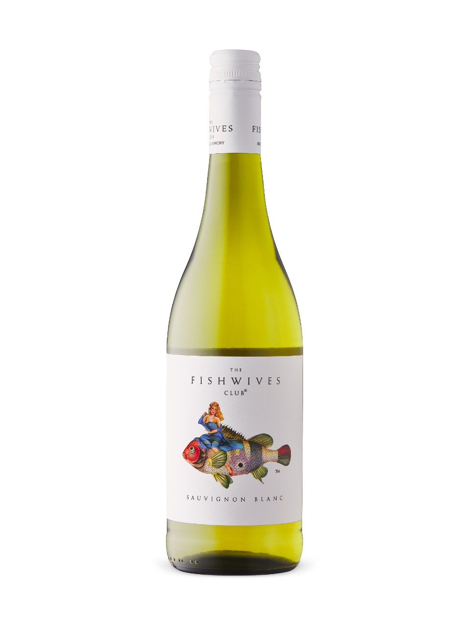 The Fishwives Club Sauvignon Blanc from LCBO