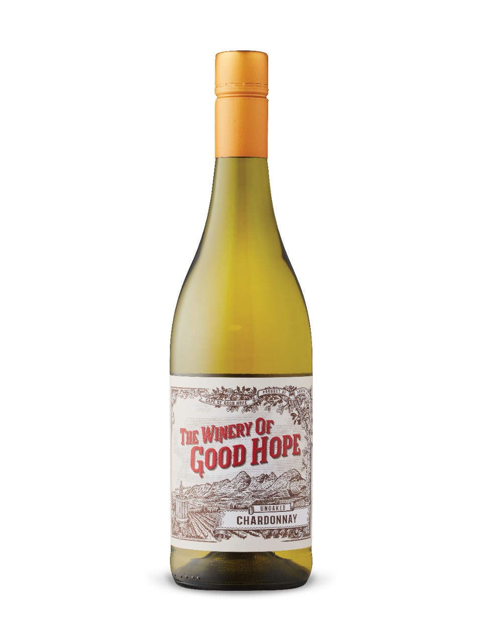 The Winery of Good Hope Unoaked Chardonnay 2019 from LCBO