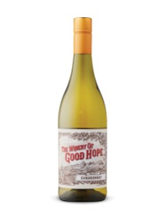 The Winery of Good Hope Unoaked Chardonnay 2019