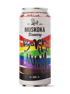 Muskoka Brewery Born this Way IPA