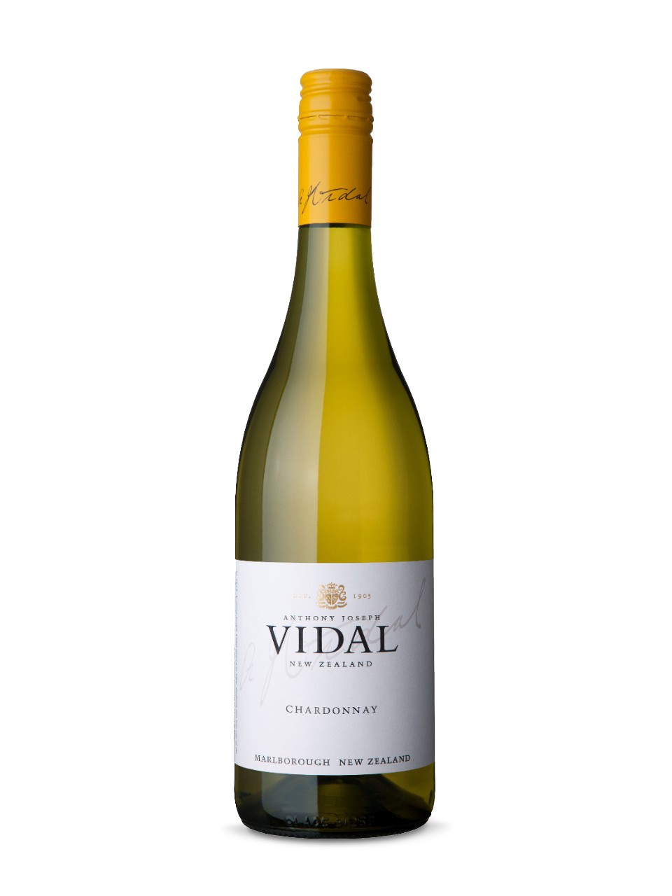Vidal Estate Marlborough Chardonnay 2018 from LCBO