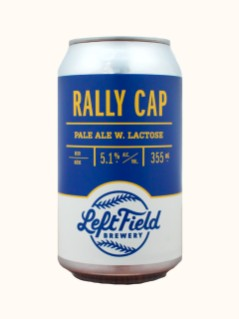 Left Field Brewery Rally Cap