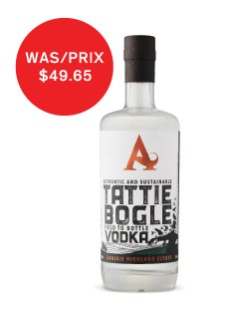 Tattie Bogle Vodka