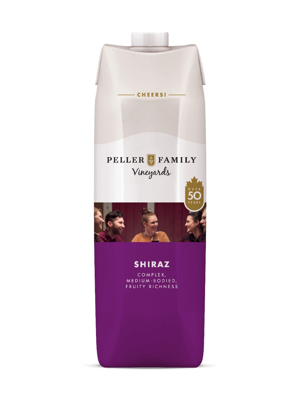 Image for Peller Family Vineyards Shiraz from LCBO