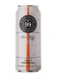 Wayne Gretzky No 99 Session Ale
