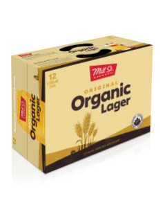 Mill Street Organic Lager