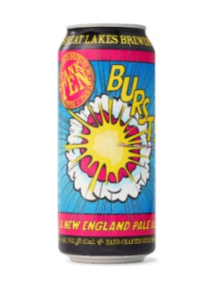 Great Lakes Brewery Burst!