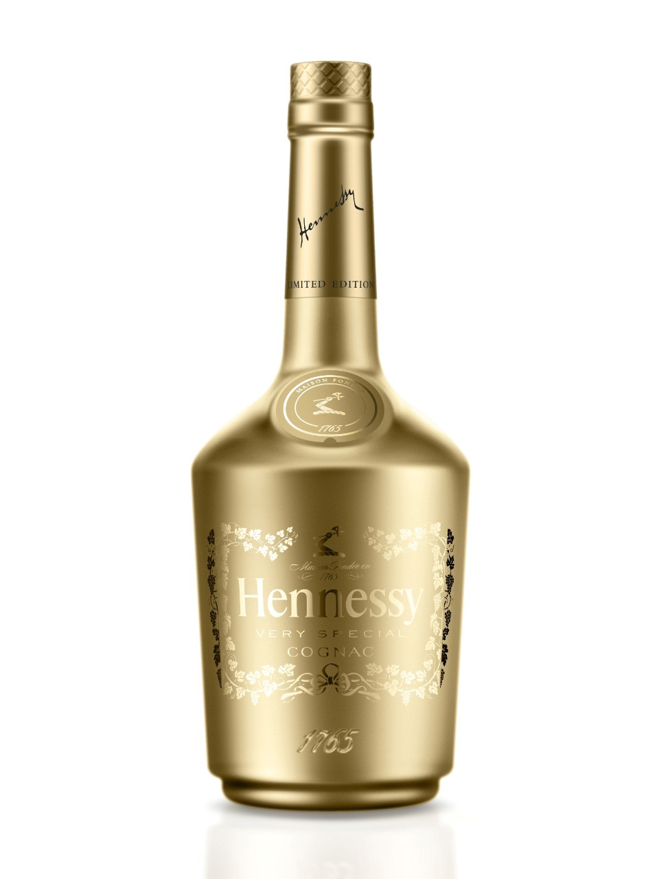 Hennessy Vs Gold Bottle from LCBO
