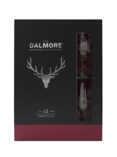 The Dalmore 12 YO Luxury Gift Set