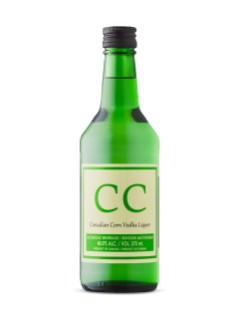 CC Canadian Corn Vodka Liquor