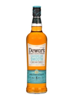 Dewar's Caribbean Smooth Rum Cask Finish