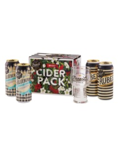 Ernest Cider Holiday Pack