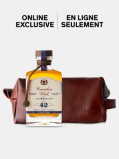 Canadian Club 42 Year Old Chronicles Issue No. 2 Online Exclusive