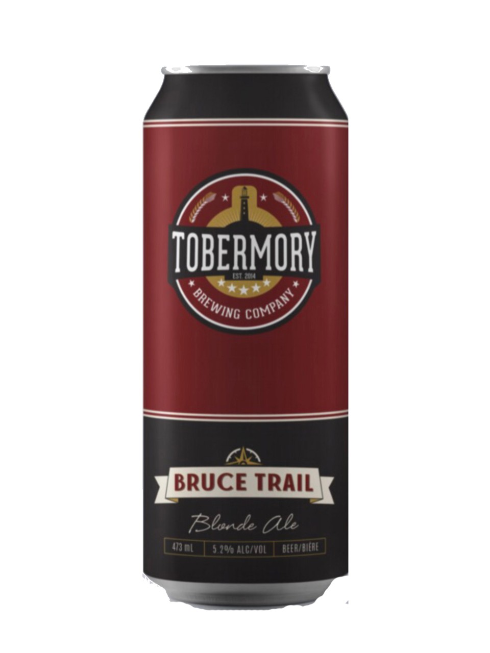 Bruce Trail Blonde Ale from LCBO