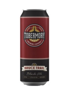 Bruce Trail Blonde Ale