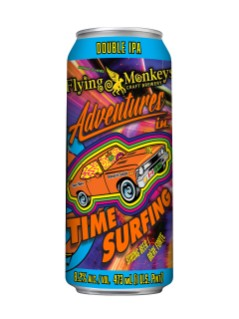 Flying Monkeys Adventures in Time Surfing DIPA