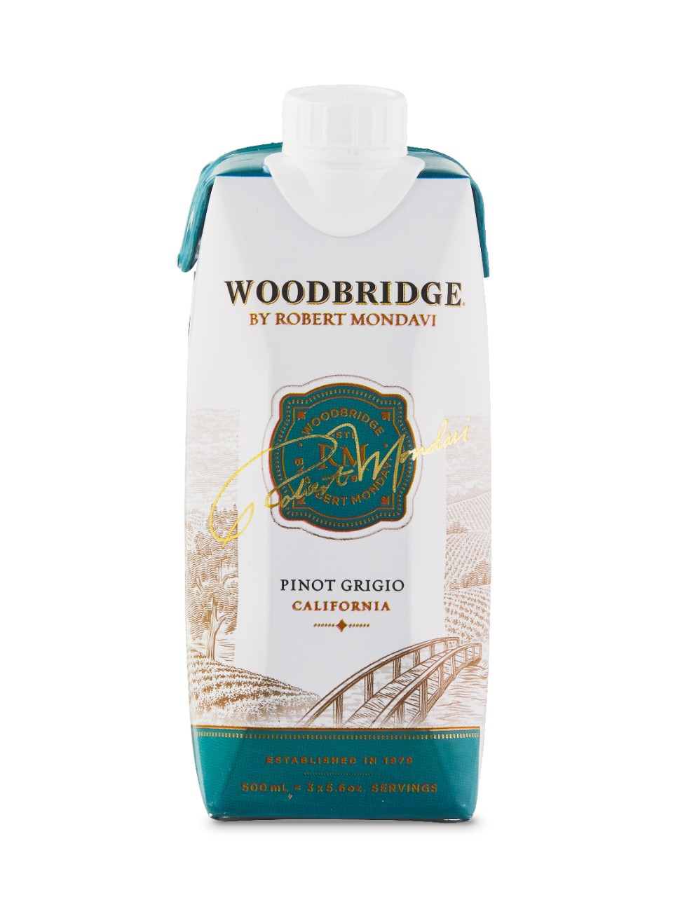 Woodbridge By Robert Mondavi Pinot Grigio from LCBO