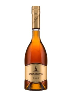 Wine Brandy Sarajishvili 3*