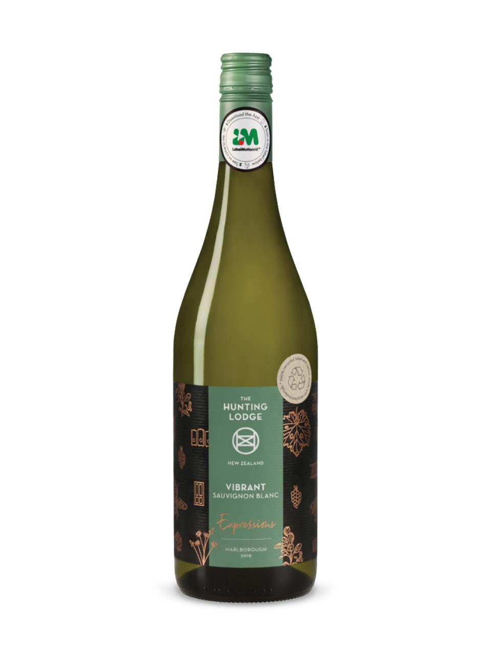 The Hunting Lodge Expressions Sauvignon Blanc 2019 from LCBO