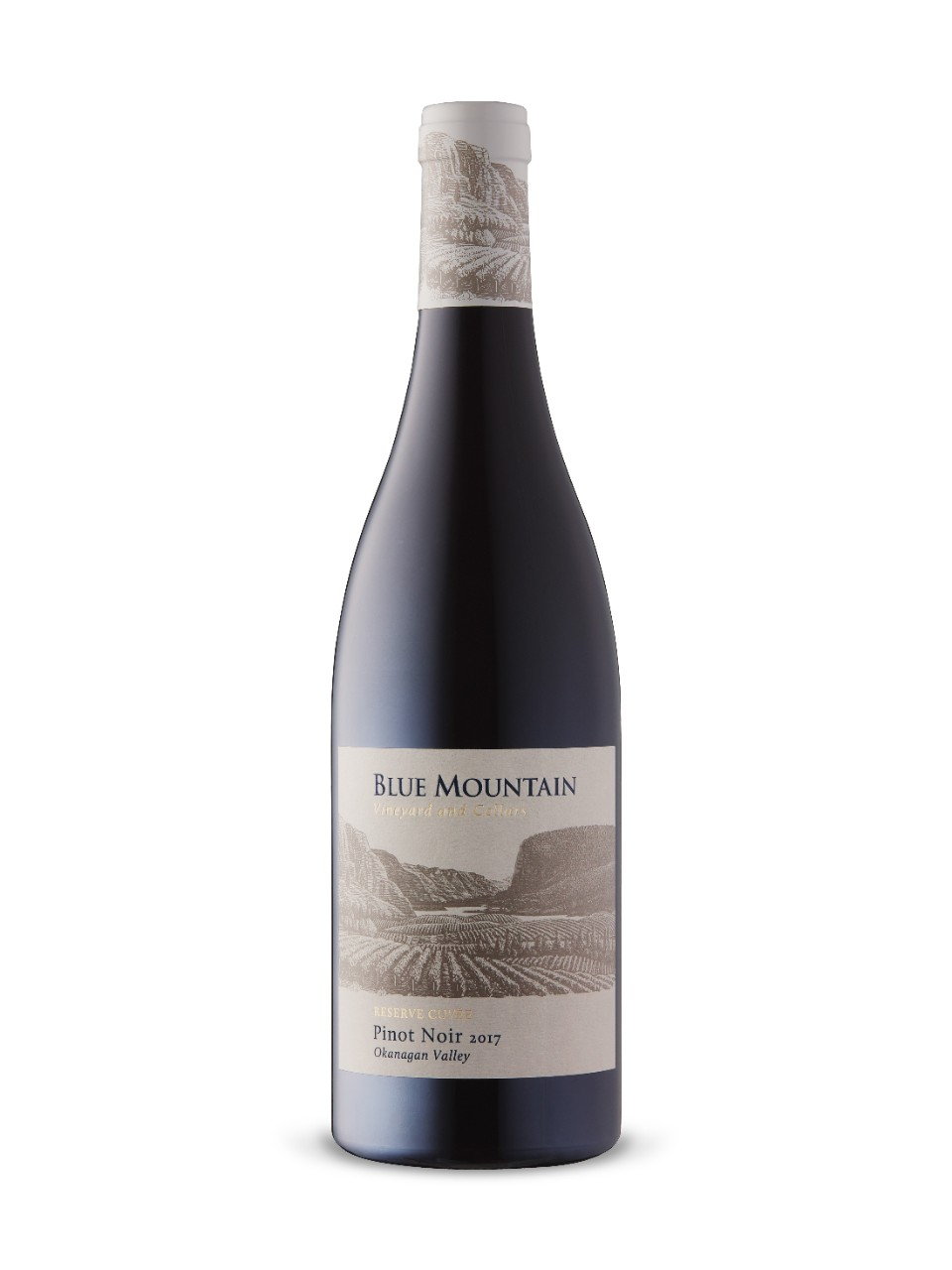 Blue Mountain Reserve Cuvée Pinot Noir 2017 from LCBO