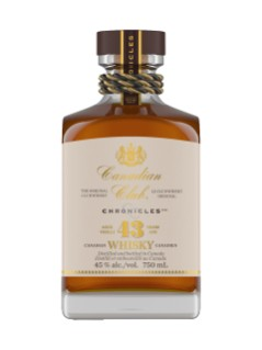 Canadian Club 43 Year-Old Chronicles Issue No. 3