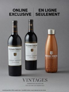 Rodney Strong Special Wine Offer