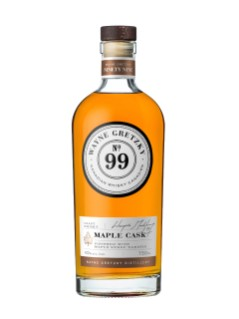 Wayne Gretzky Maple Cask Finish Canadian Whisky