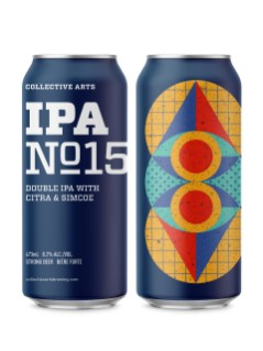 Collective Arts IPA No 15