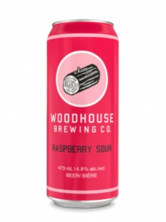 Woodhouse Raspberry Sour