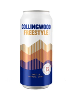 Collingwood Brewery Freestyle Vanilla Oatmeal Stout