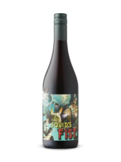 The Squid's Fist Sangiovese/Shiraz 2018