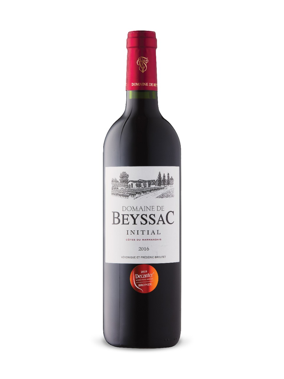 Domaine de Beyssac Initial 2016 from LCBO