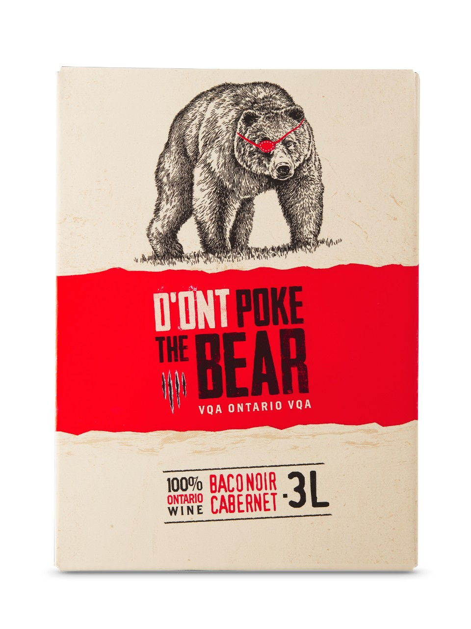 D'Ont Poke the Bear Red VQA from LCBO