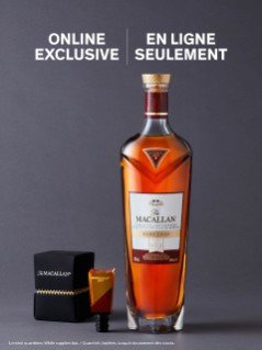 The Macallan Rare Cask Online Exclusive