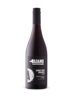 Adamo Huebel Grapes Estates Grower's Series Unoaked Gamay 2018