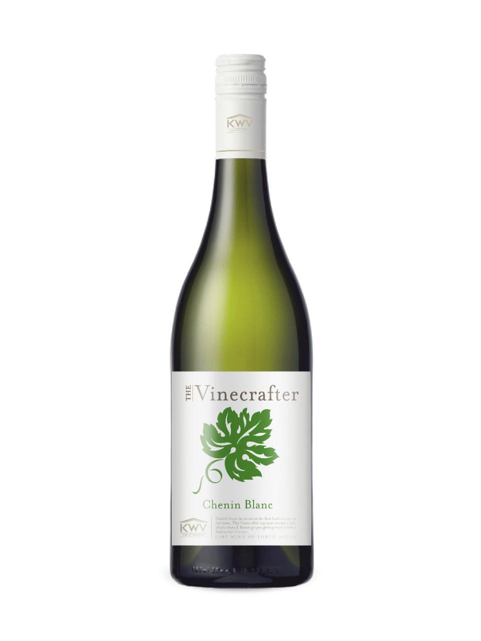 The vinecrafter chenin blanc lcbo for Chenin blanc