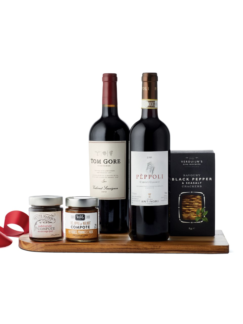 Holiday Gift Basket Toast The Host from LCBO