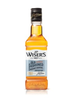 J.P. Wiser's Old Fashioned Canadian Whisky 375ml